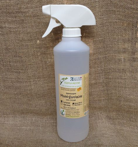 Nettoyant Multi-Surfaces Lavande Spray 500 ml