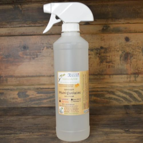 Nettoyant Multi-Surfaces Agrumes Spray 500 ml