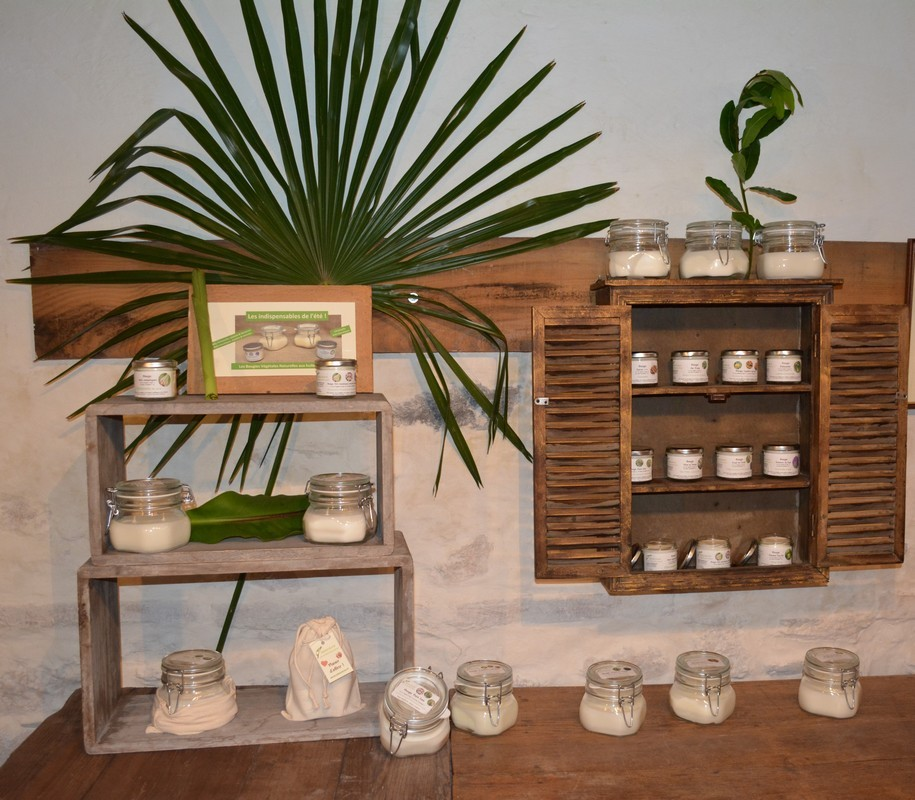 les bougies naturanne. Black Bedroom Furniture Sets. Home Design Ideas